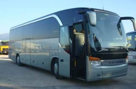 Bus Rental In Skopje Macedonia Coach Hire Bus Charter